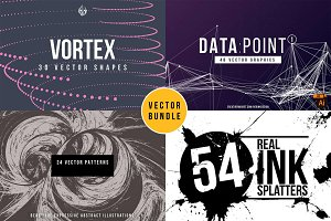 Massive Vector Bundle - SAVE 50%