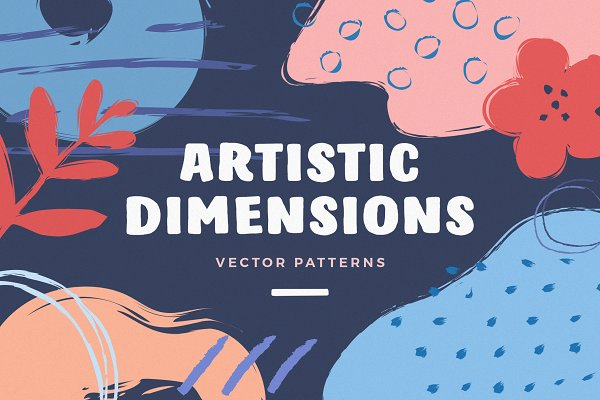 Artistic Dimension Abstract Pattern…