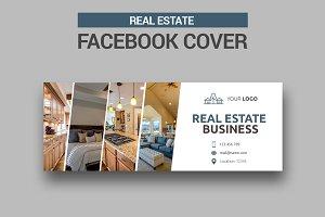 Real Estate - Facebook Cover   SK