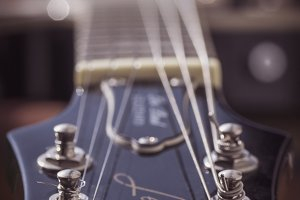 Les Paul Guitar Strings