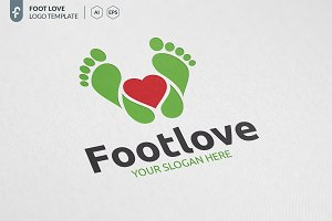 Foot Love Logo