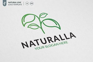 Natural Leaves Logo