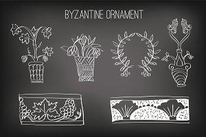 №11 Byzantine Ornament