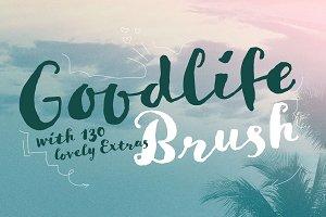 Goodlife Brush + Extras