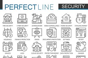 Security data protection concepts