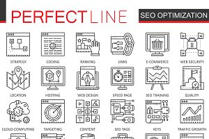 Search Engine Optimization concepts
