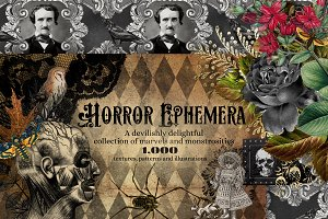 The Horror Ephemera Bundle