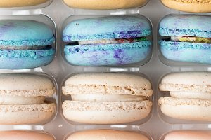 Variety Pack of Tasty French Macaron