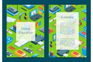 Vector isometric online education