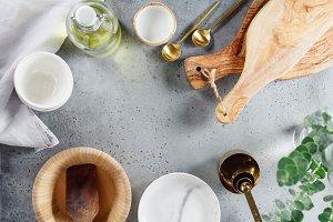 Modern kitchen tools