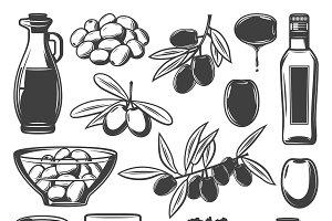 Vintage Natural Olive Collection
