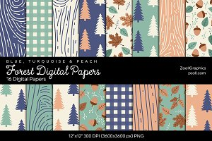 Forest Digital Papers - BTP