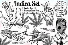 Indica Set