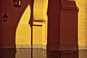 Arabic typical entry