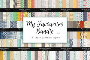 My Favourite Papers Bundle v1