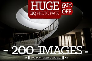 Hi-Res PHOTO PACK+200 50% OFF