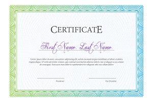 Certificate231