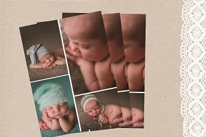 6 Photography Collage Boards