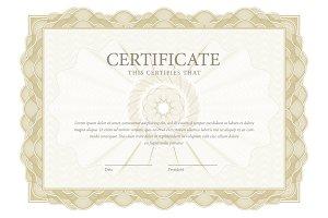 Certificate232