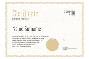 Certificate233