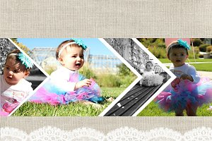 2 Facebook Cover Templates