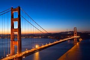 Golden Dawn Bridge