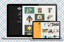 Vanz - Portfolio WordPress Theme