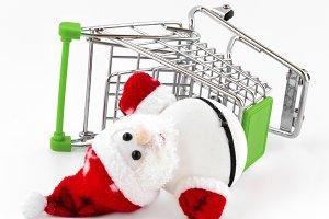 Santa Claus in crisis