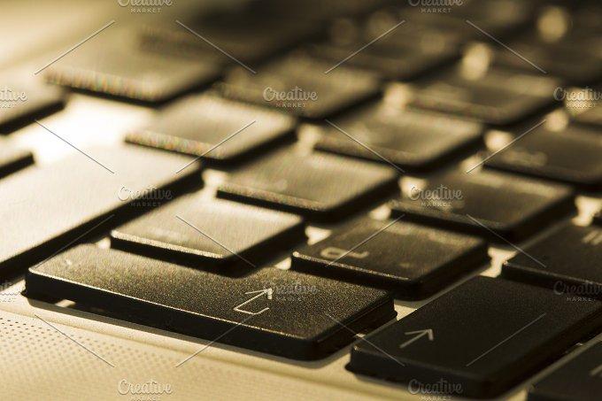 Laptop.Notebook. - Technology