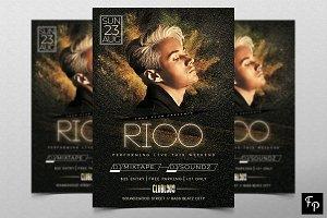 Club Rico Flyer