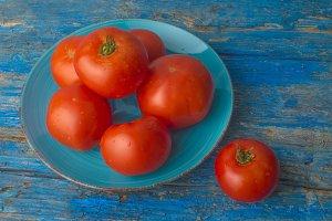 Whole natural tomatoes organic farmi