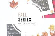 Fall Series | Flatlay Photos