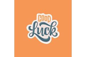 good luck. Hand drawn lettering