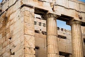 Shifted Columns of Acropolis