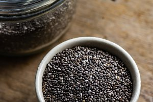 Organic spices and seeds