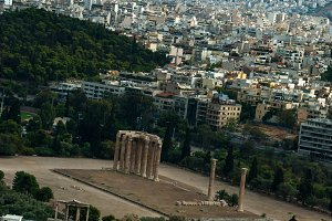 Athens Old and New 2