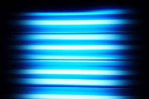 Blue scanline tv noise no signal bac