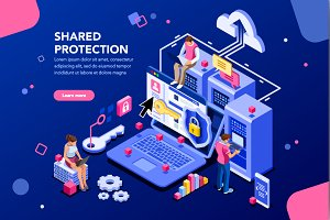 Shared Protection Concept