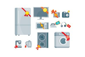 Sale Discount Household Appliances