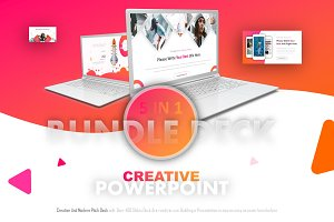 5 in 1 Powerpoint Bundle 80% off