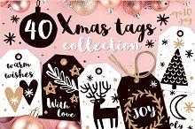 Xmas gift tags