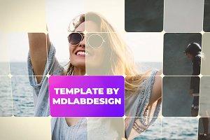 Multiframe Slideshow