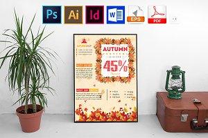 Poster | Autumn Fall Vol-02