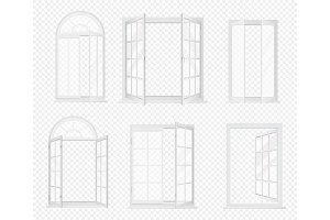 Realistic windows isolated