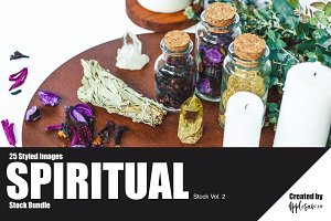 Spiritual Stock Photo Bundle - Vol 2