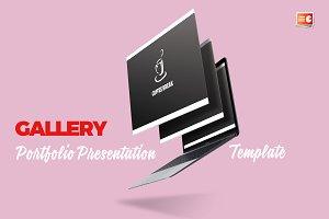Gallery Portfolio Powerpoint