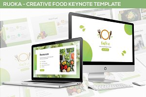 Ruoka - Creative Food Keynote