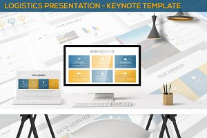 Logistics Presentation - Keynote