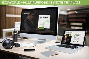 Ecoworld - Multipurpose Keynote