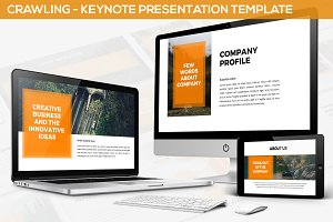 Crawling - Keynote Template